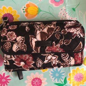 Vera Bradley crossbody bag & convertible wristlet